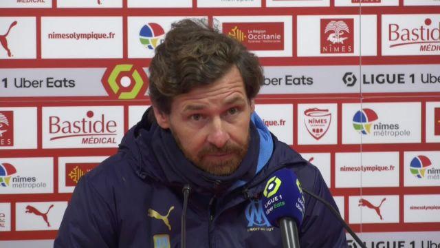 André Villas-Boas (entraîneur de l'OM): « On a retrouvé de la confiance »