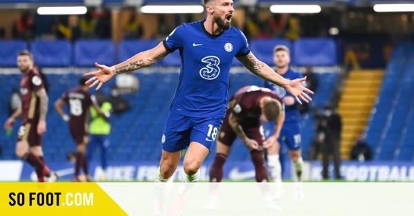 Chelsea repousse Leeds et prend la tête de la Premier League