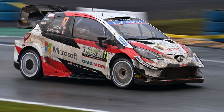 Rallye WRC : Sébastien Ogier décroche son septième titre de champion du monde