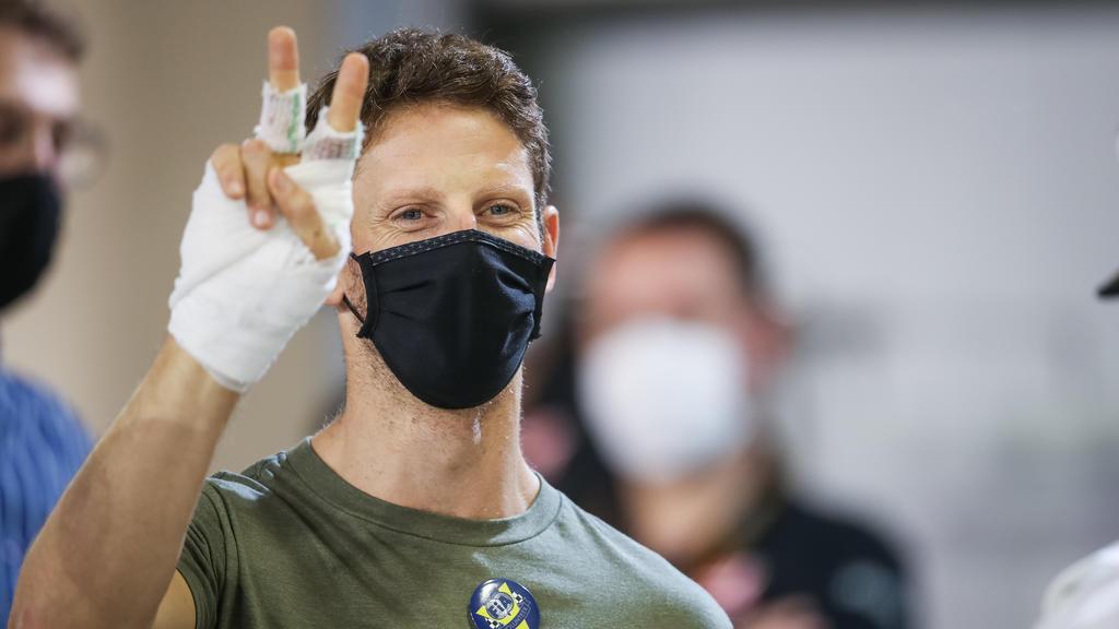 F1 : Fin de carrière pour Romain Grosjean, forfait pour le GP d'Abou Dhabi