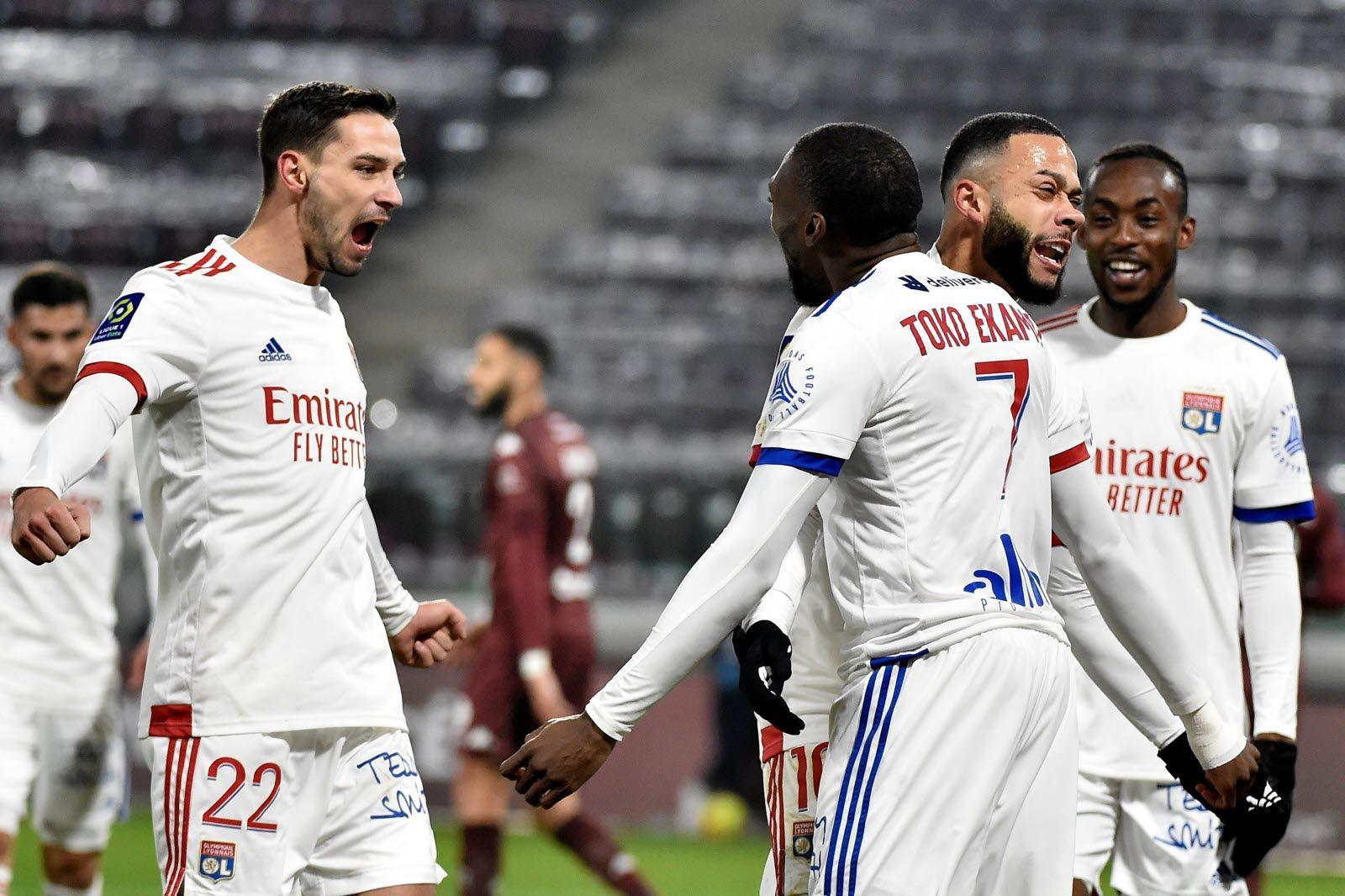 Lille et Lyon dans le tempo