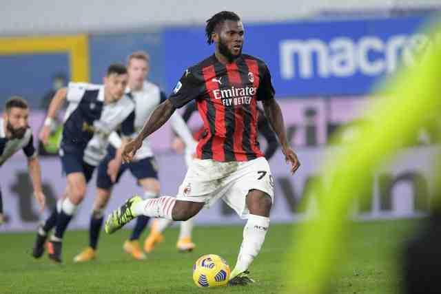 Vainqueur de la Sampdoria Gênes, l'AC Milan conserve son invincibilité en Serie A