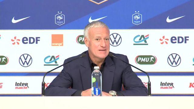 Suivez en direct la conférence de presse de Didier Deschamps après le tirage au sort des éliminatoires de la Coupe du monde 2022
