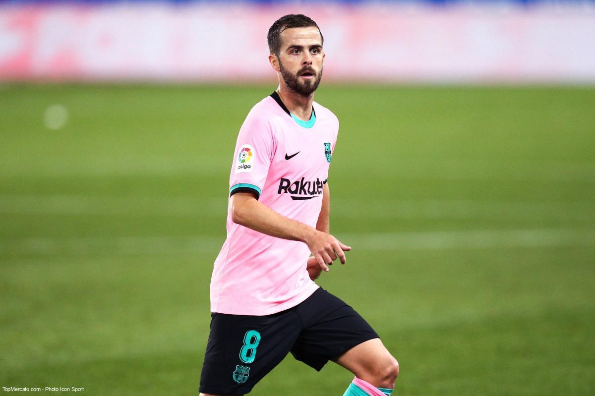 Barça : Pjanic pousse un coup de gueule, Koeman lui répond