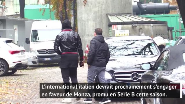 Transferts : Mario Balotelli signe à Monza en Serie B