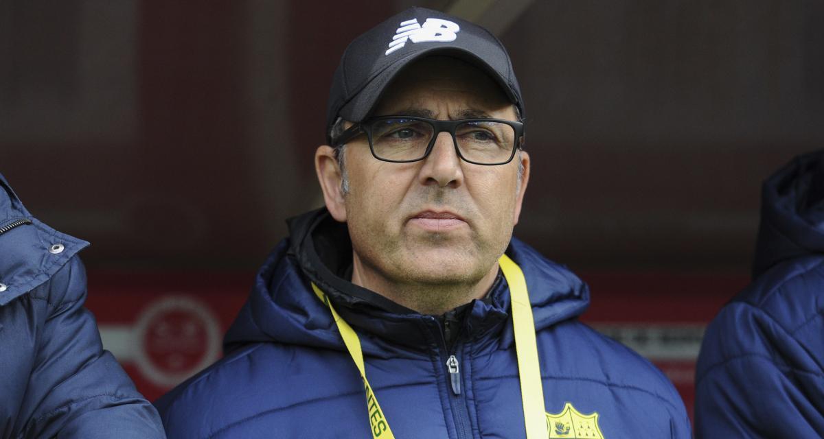 FC Nantes : Kita aurait contacté un coach espagnol dans le dos de Collot !
