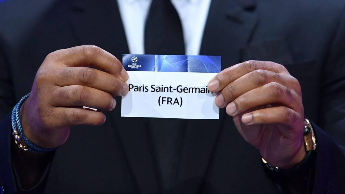 Ligue des Champions, 1/8e de finale : le PSG connaît ses adversaires potentiels