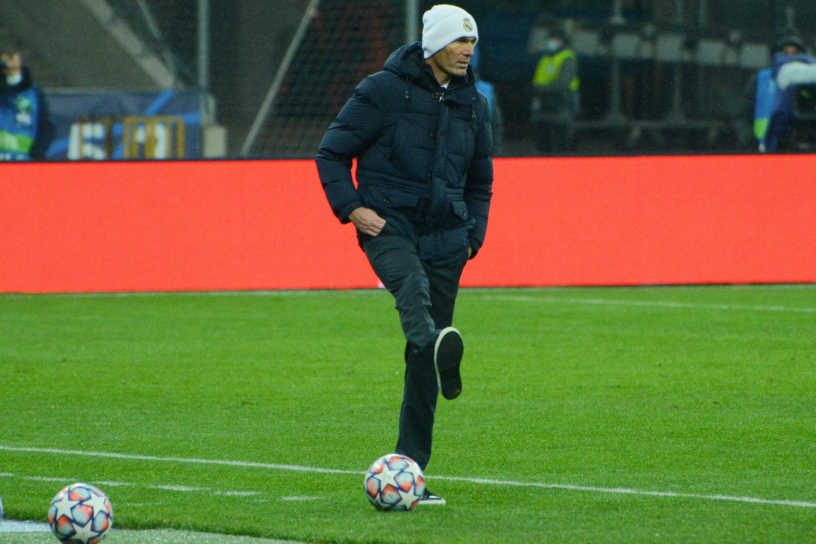 Real Madrid : C'en est trop, Zidane part en fin de saison