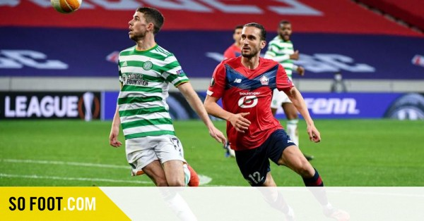 Revivez Celtic Glasgow -Lille / SOFOOT.com