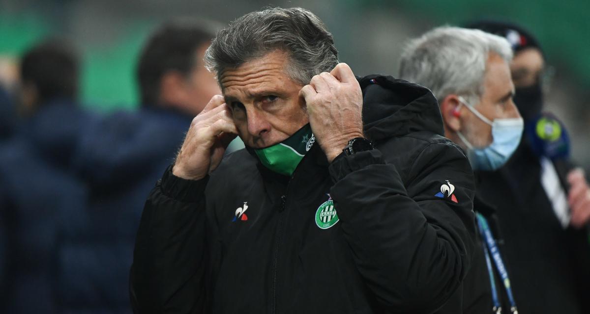 Ligue 1 : ASSE – SCO Angers, les compos probables