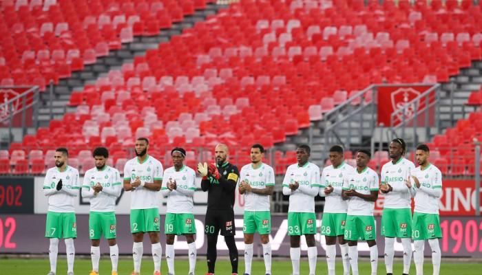 ASSE : Une nouvelle positive pour Sainté contre Angers SCO