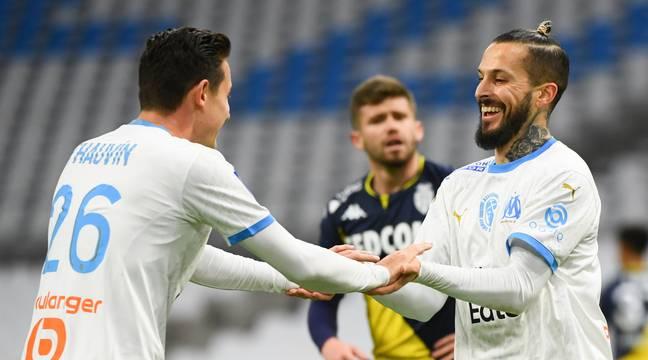 OM-AS Monaco EN DIRECT : Les Marseillais prennent déjà le large grâce à Thauvin et Benedetto, 2-0