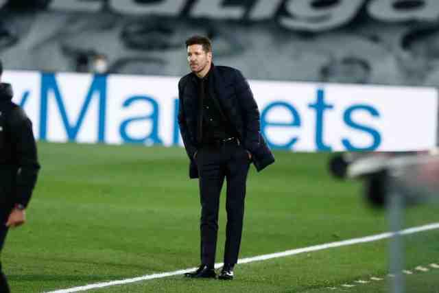 D'après Diego Simeone (Atlético de Madrid), « la critique est juste et méritée »