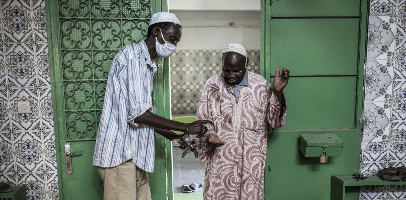 Les «vieux», acteurs delaprévention face à laCovid-19 auSénégal