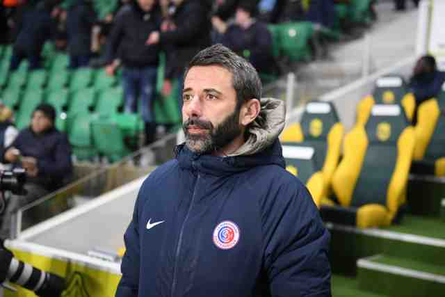 Ligue 2 : Nicolas Usaï (Châteauroux) limogé