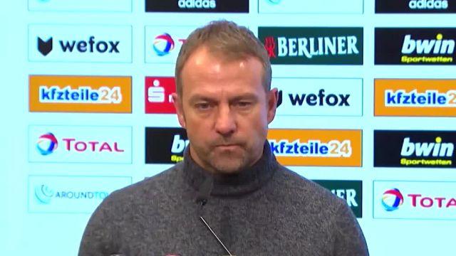 Hans-Dieter Flick (Bayern Munich) : « Nous n'avions pas assez confiance en nos qualités »