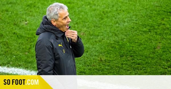 Lucien fade ? / Bundesliga / J11 / Dortmund-Stuttgart (1-5) / SOFOOT.com