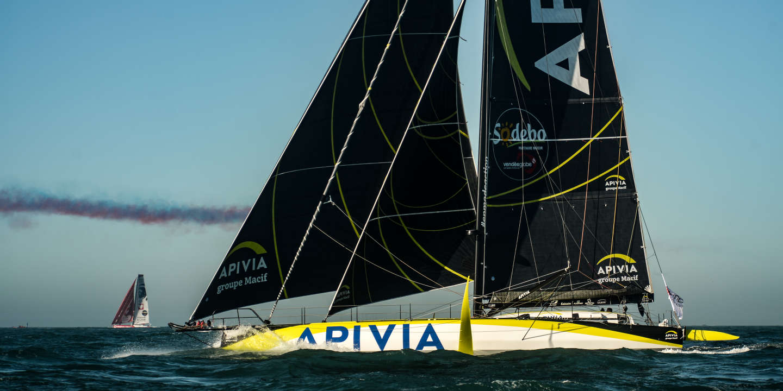 Vendée Globe : Thomas Ruyant passe devant Charlie Dalin, relégué à la 3e place