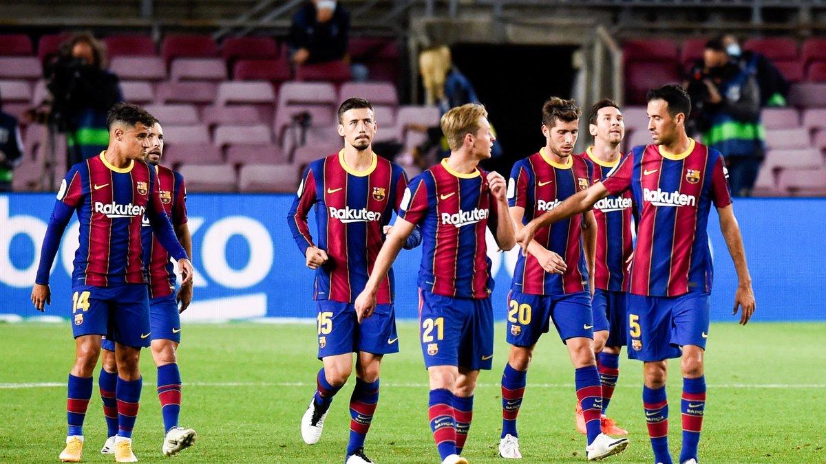 PSG : L'hallucinante réaction des joueurs du Barça après le tirage de la Ligue des Champions !