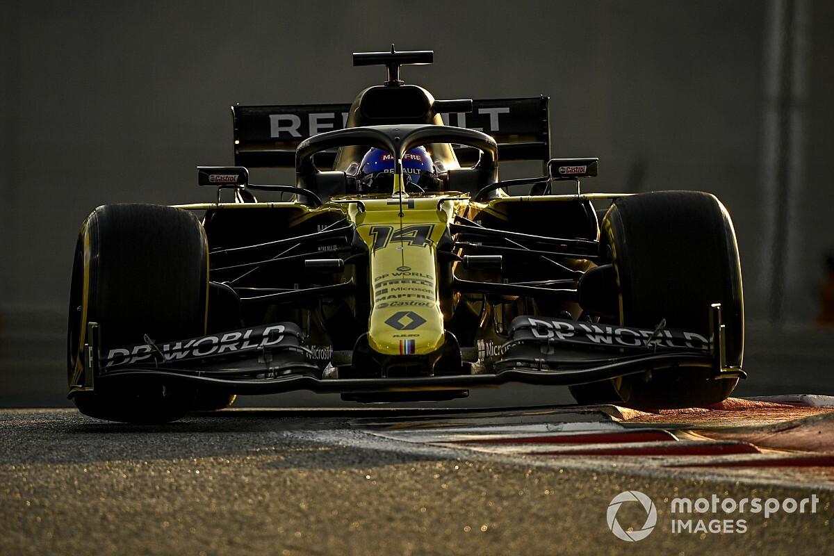 Alonso termine les essais d'Abu Dhabi en tête devant les Mercedes