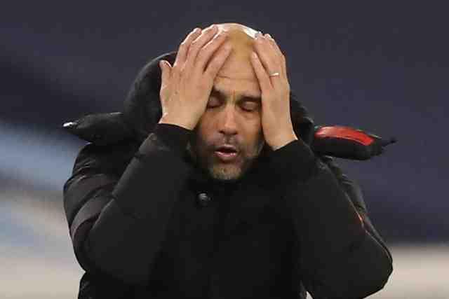 Guardiola (Manchester City) après le nul contre West Brom : « Ce n'est pas un problème de confiance »