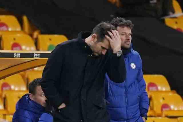 Lampard (Chelsea) : « Nous aurions dû tuer le match » à Wolverhampton