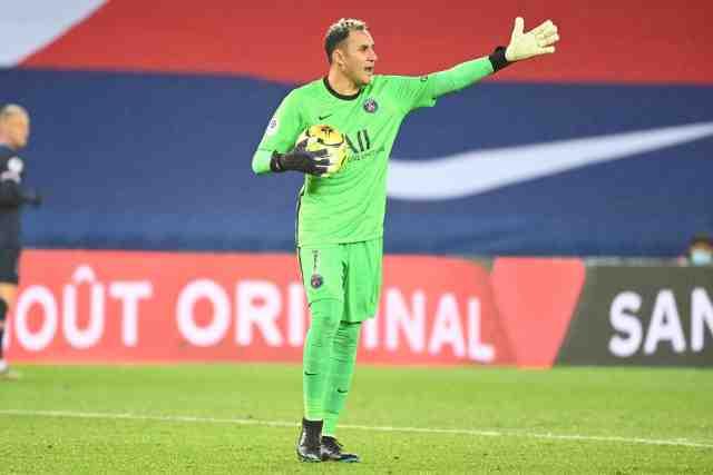 Ligue 1 : le PSG sans Keylor Navas mais avec Julian Draxler face à Lorient