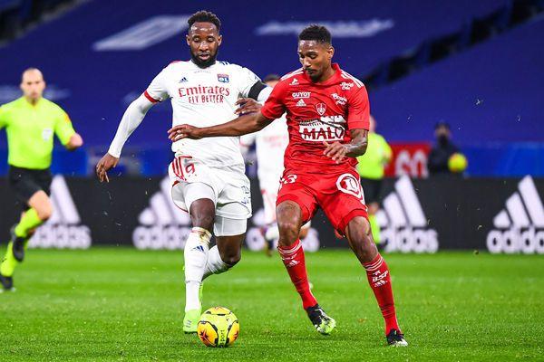Lyon et Lopes laissent filer 2 points -2 Brest)