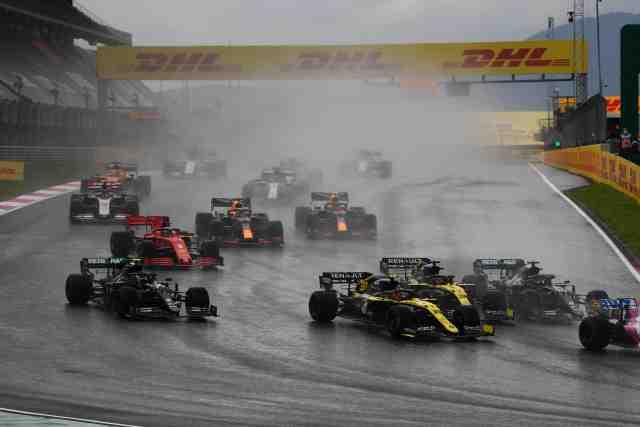 La Formule 1 teste un biocarburant