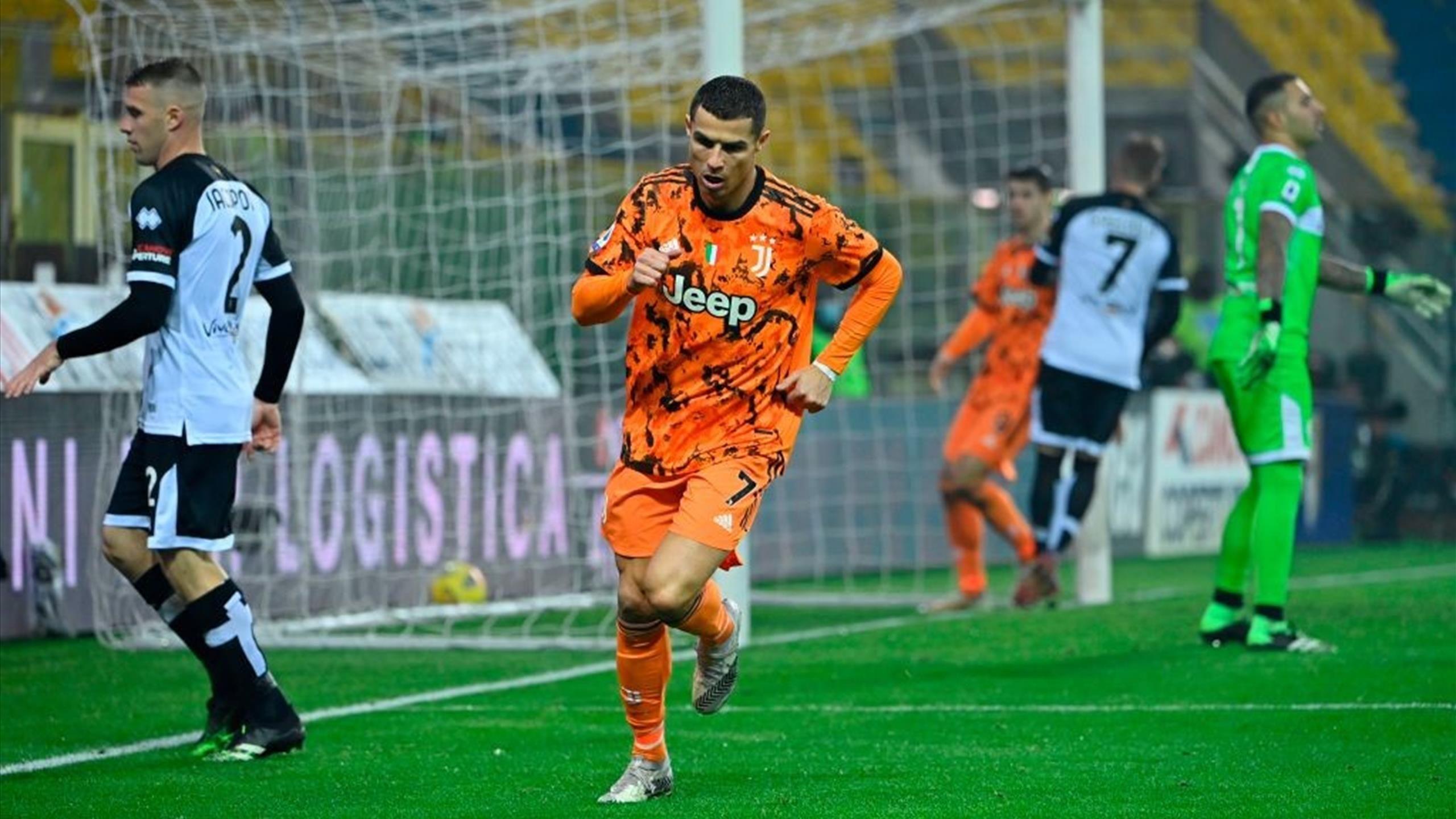 Serie A -4) avec un doublé de Cristiano Ronaldo