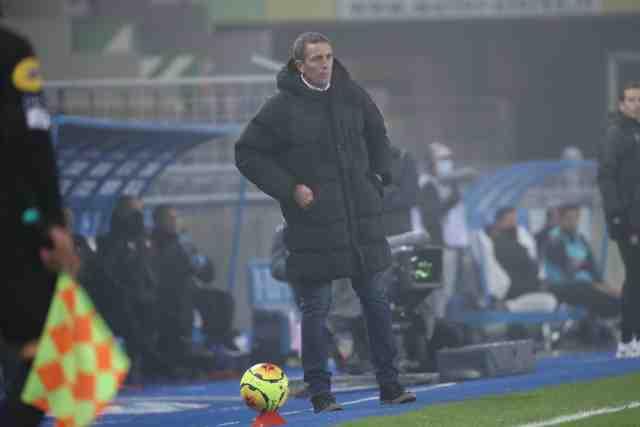 Thierry Laurey (Strasbourg) : « On méritait le match nul » contre Bordeaux