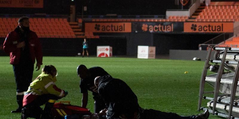 Accident mortel à Lorient en marge d'un match de L1 -Matin