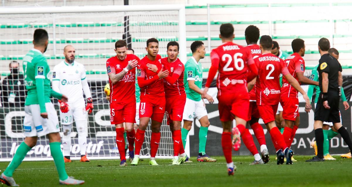 ASSE – Nîmes (2-2) : les Verts ratent le coche, leurs notes contre les Crocos