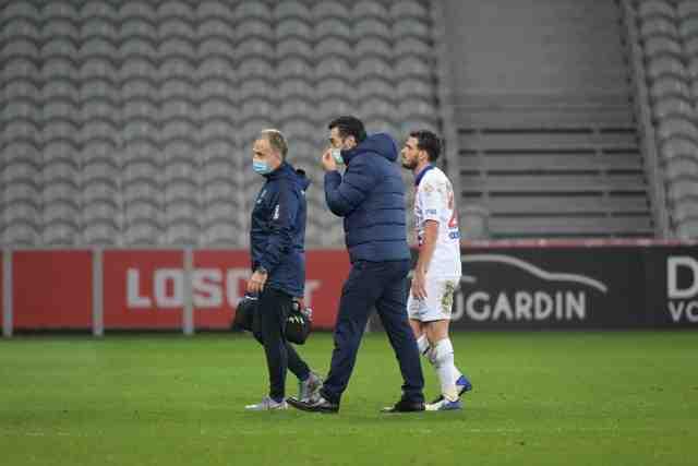 Environ trois semaines d'absence pour Florenzi (PSG)