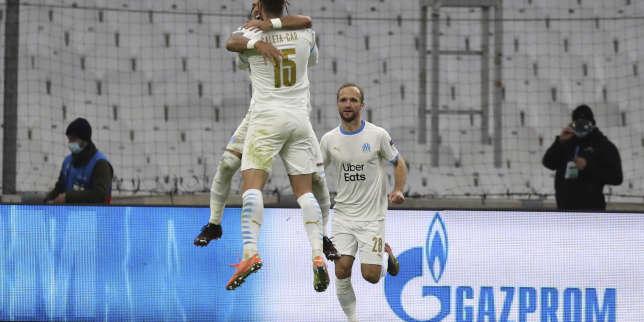 Football : enfin une victoire pour l'OM, tombeur de l'Olympiakos
