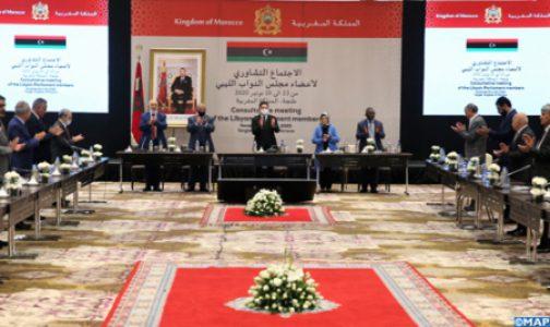 Dialogue inter-libyen  à Tanger : Nouveau pas vers la grande réconciliation