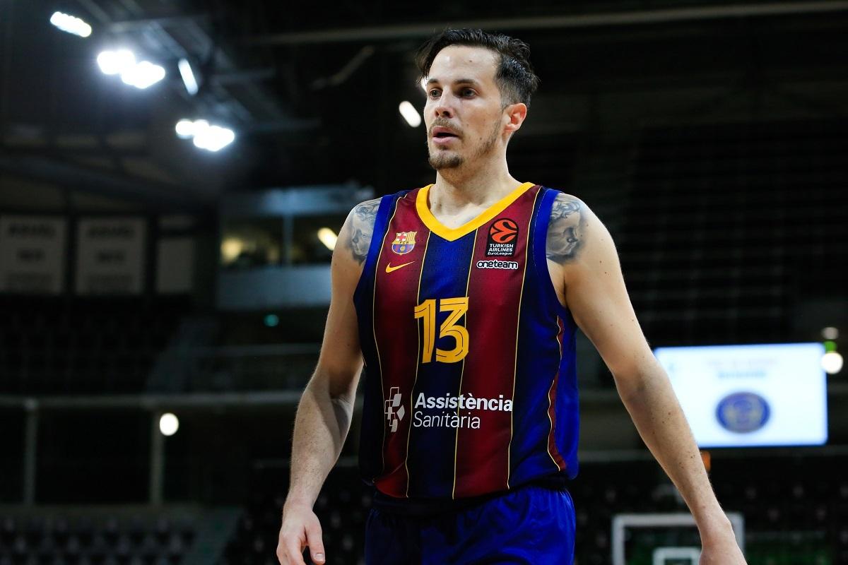Basket: le Barça interdit l'accès à son avion à Heurtel, sur fond de transfert refusé