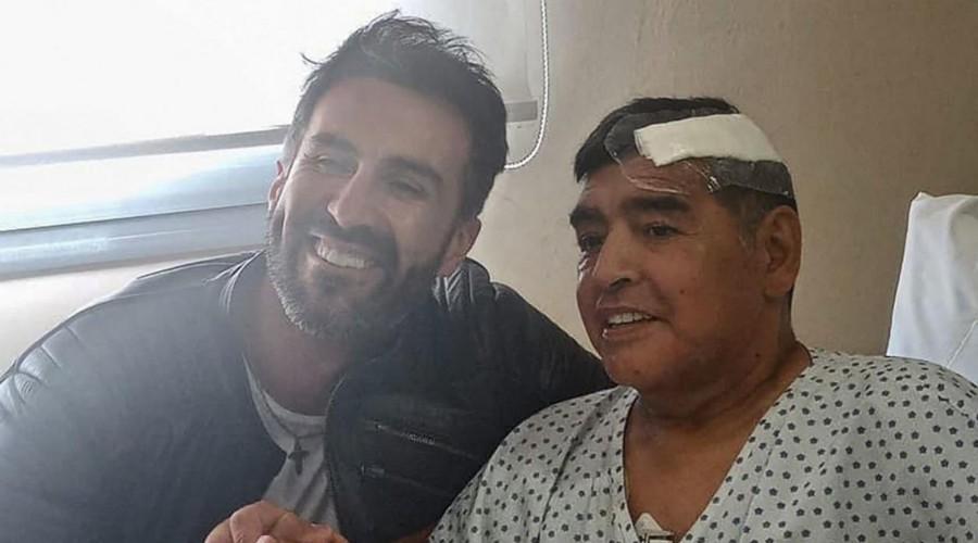 Maradona a agonisé pendant plus de six heures