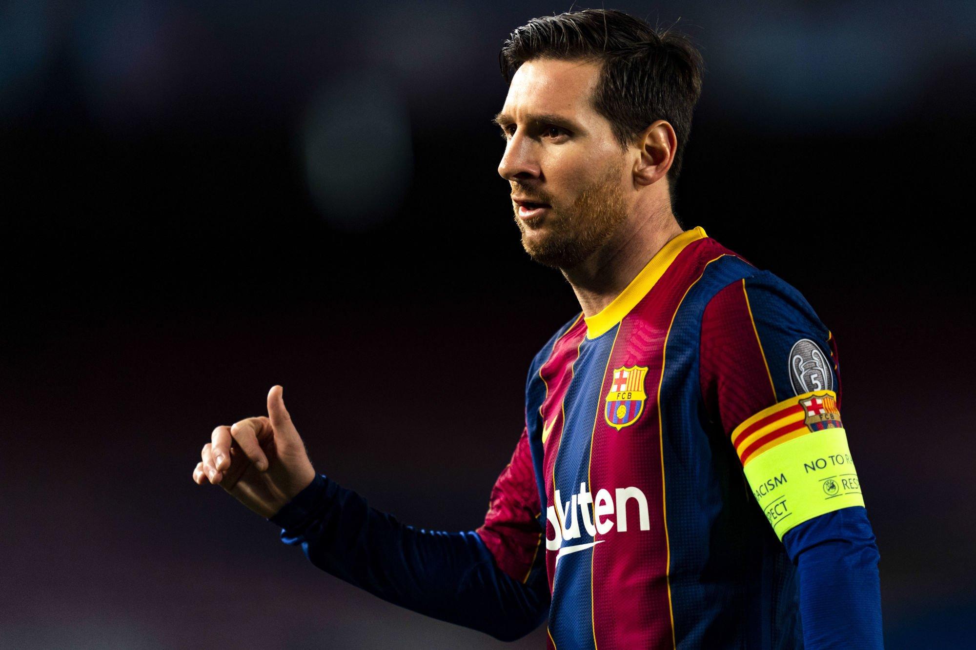 Barça : Messi prolongé dans un mois, c'est promis