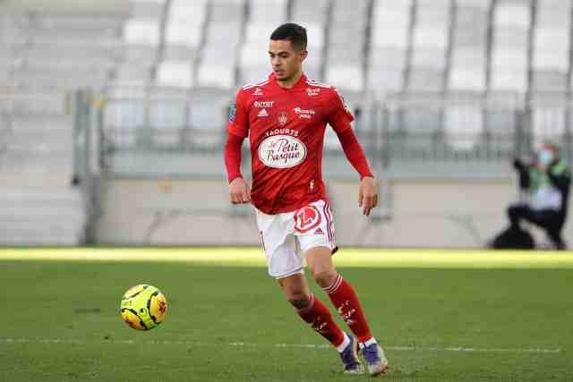 Romain Faivre prolonge jusqu'en 2025 avec Brest