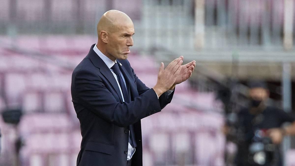 Real Madrid : les exigences des tauliers du vestiaire à Zinedine Zidane