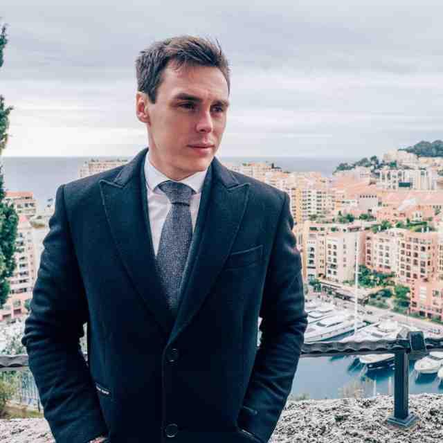 Louis Ducruet : « Pas avec du champagne qu'on va faire gagner Monaco »