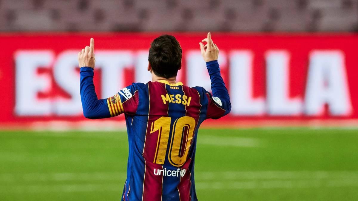 Le Barça communique sur une blessure à la cheville de Lionel Messi