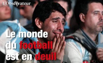 Vidéo – Maradona n'est plus : Retour sur le parcours de Diego l'immortel