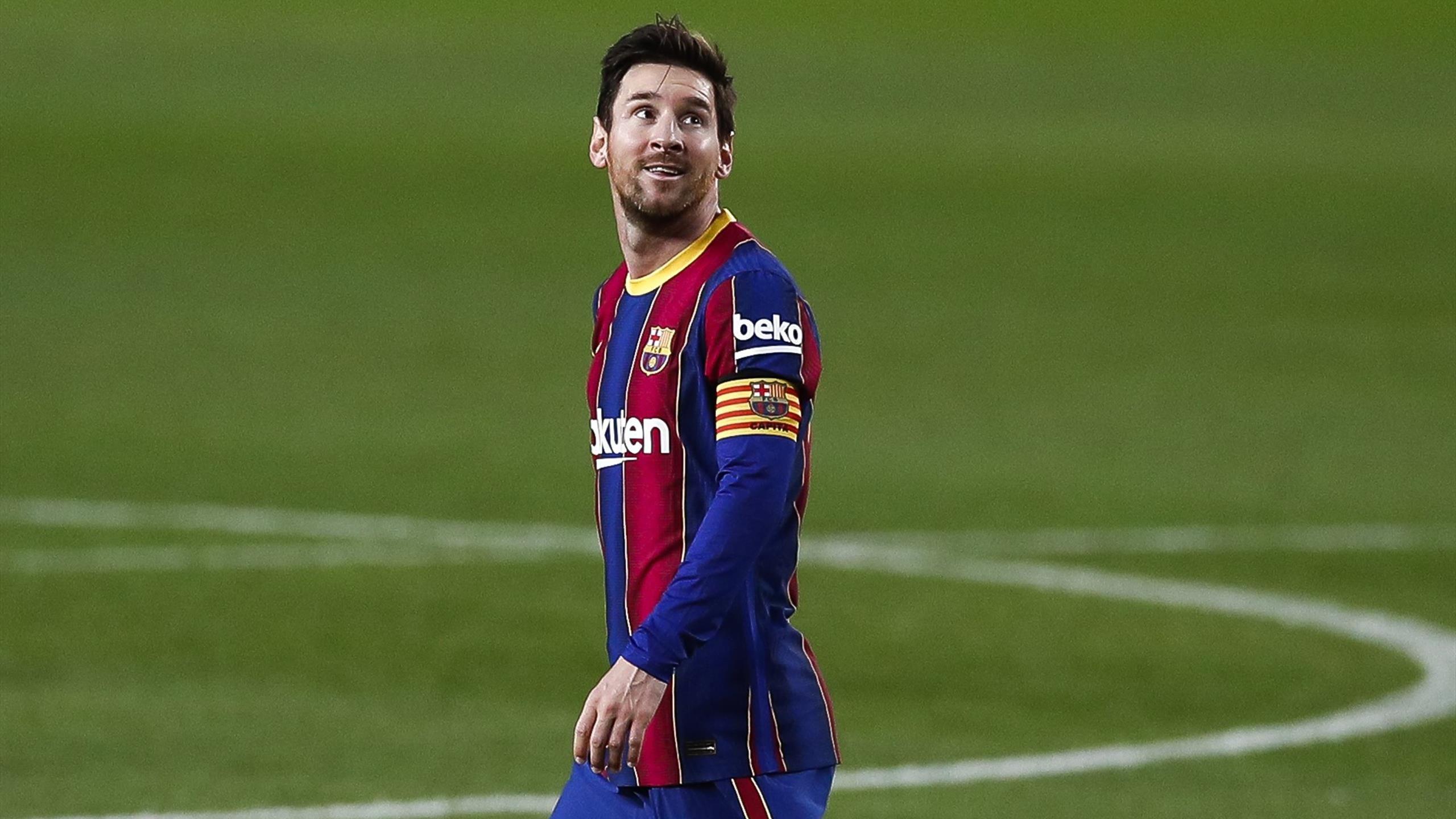 Mercato : Lionel Messi se confie : Le burofax, Neymar, sa fin de contrat