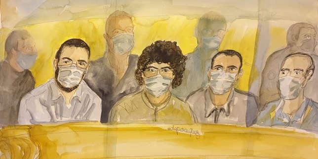 Au procès de l'attentat du Thalys, la ligne de défense du terroriste vacille