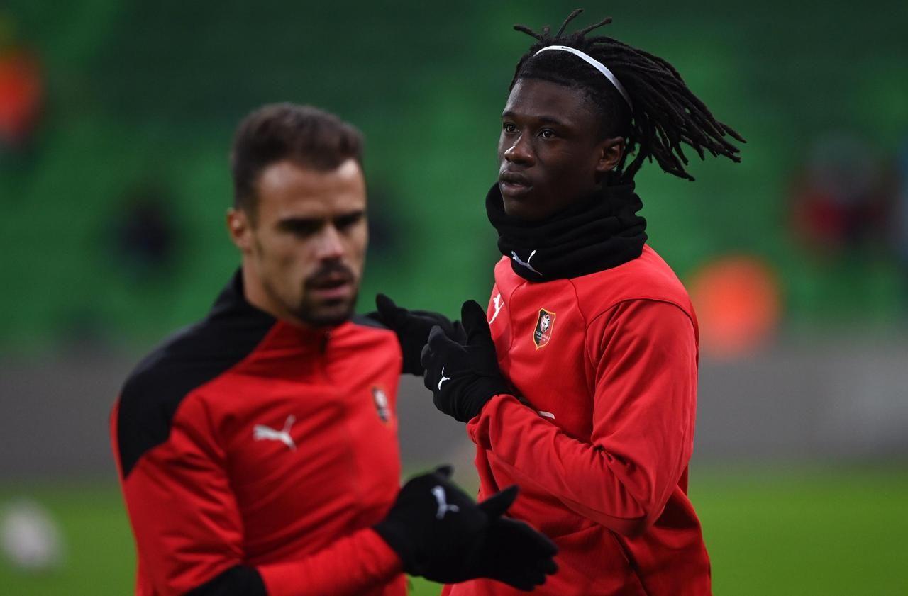 Football : les Anglais enrôlent Camavinga