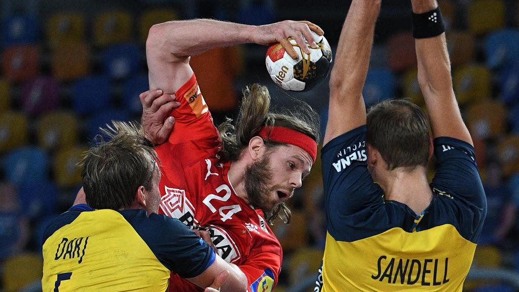 Mondial de handball : revivez le sacre du Danemark contre la Suède en finale