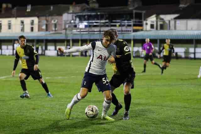 Tottenham qualifié pour le 4e tour de la FA Cup