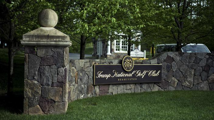 Golf: le Championnat PGA 2022 n'aura pas lieu sur le parcours de Donald Trump